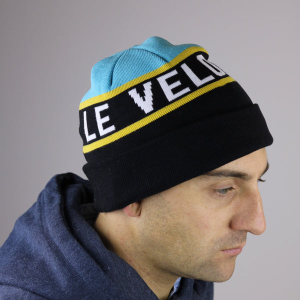 Le Velo Knitted Beanie