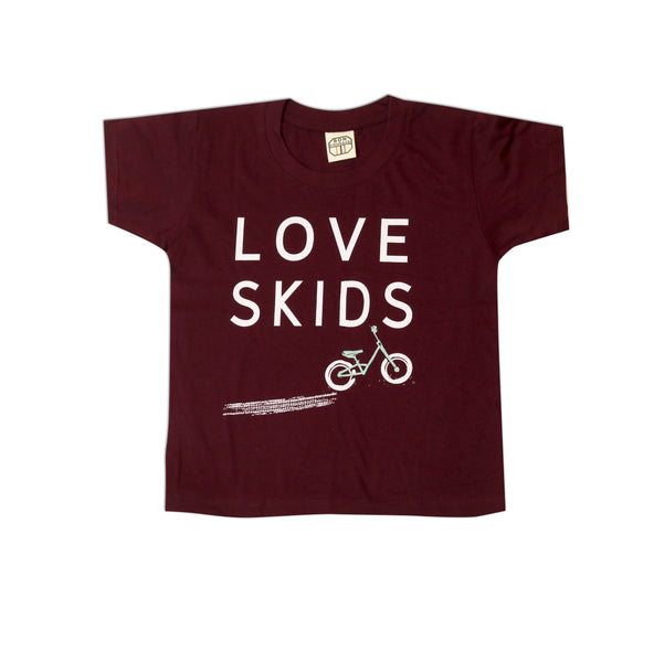 'Love skids' Kids Tshirt