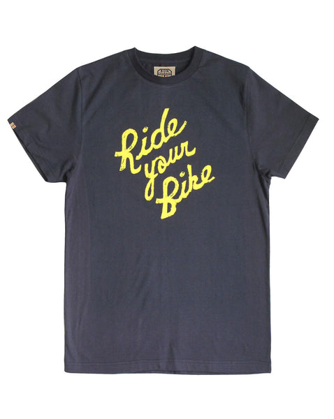 'Ride your bike' T-shirt