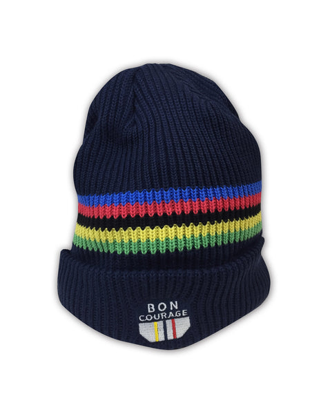 World Champs Stripe Beanie