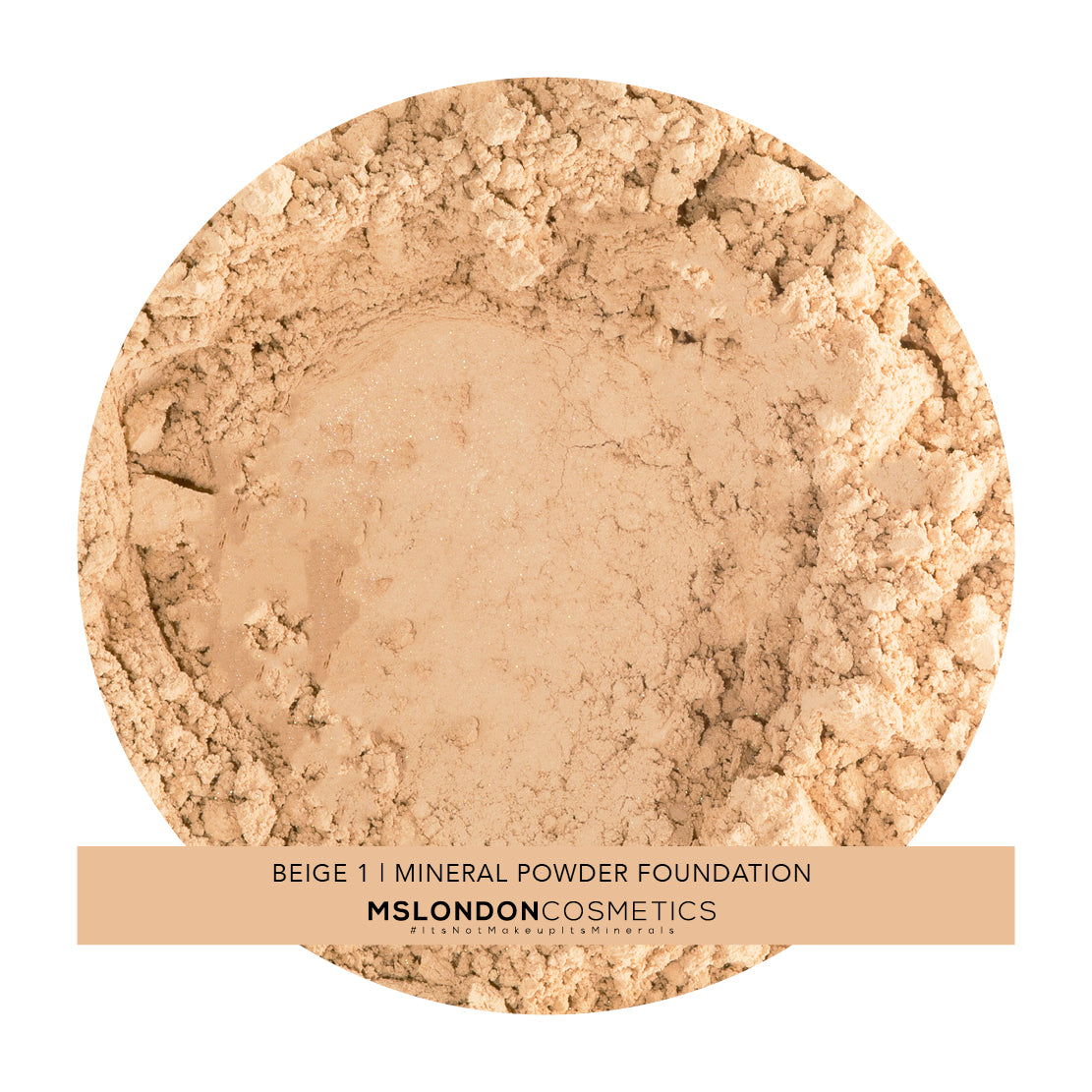 MSL Mineral POWDER FOUNDATION