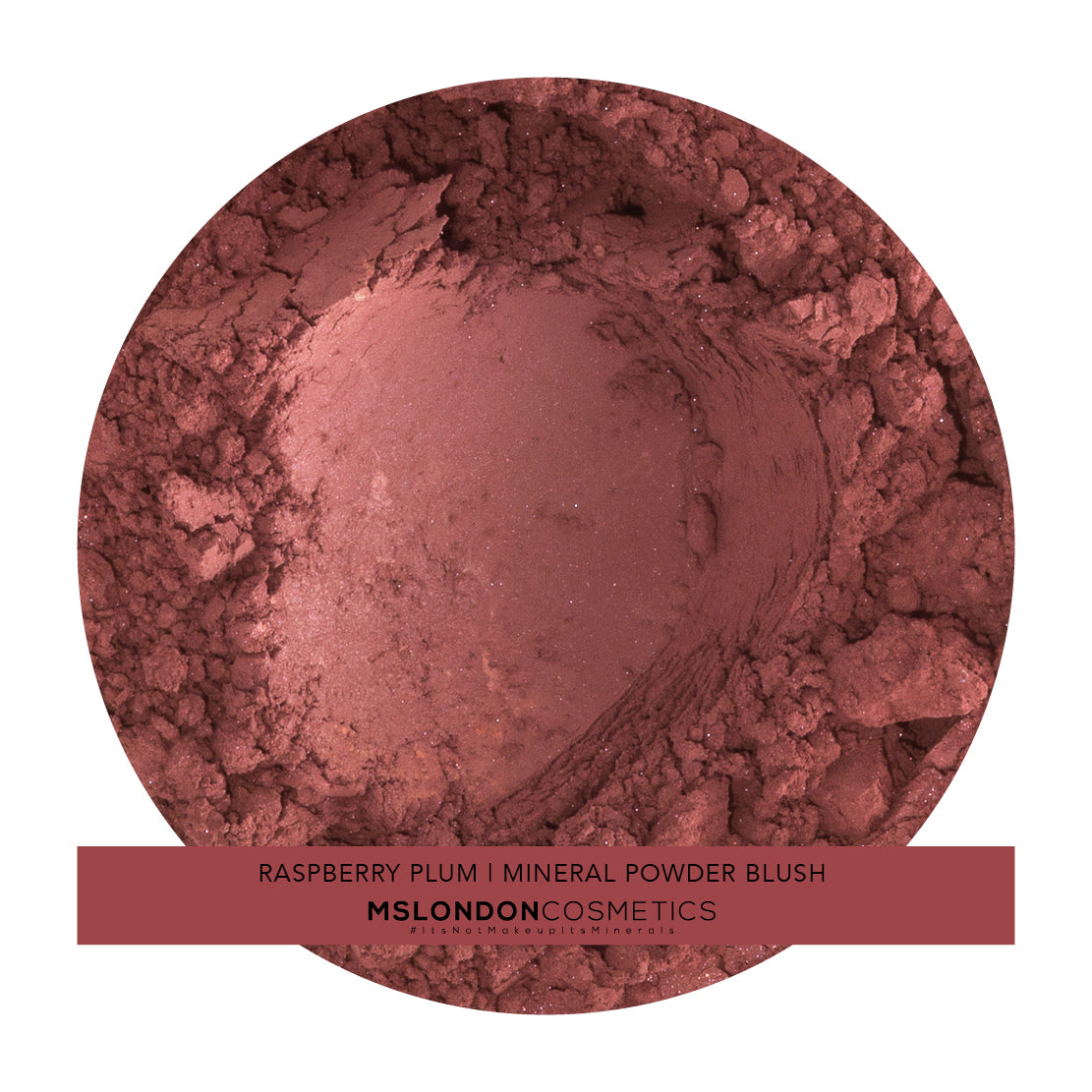 MSL HD Mineral POWDER BLUSH