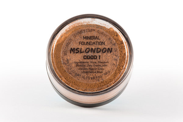 MSLondon Coco 1 Mineral Foundation