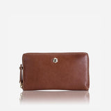 Medium Zip around Purse, Tan - Jekyll and Hide UK