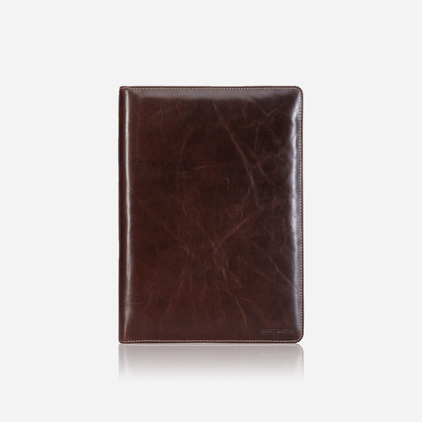 Black Friday Men's Collections - A4 Zip Around Folder, Coffee