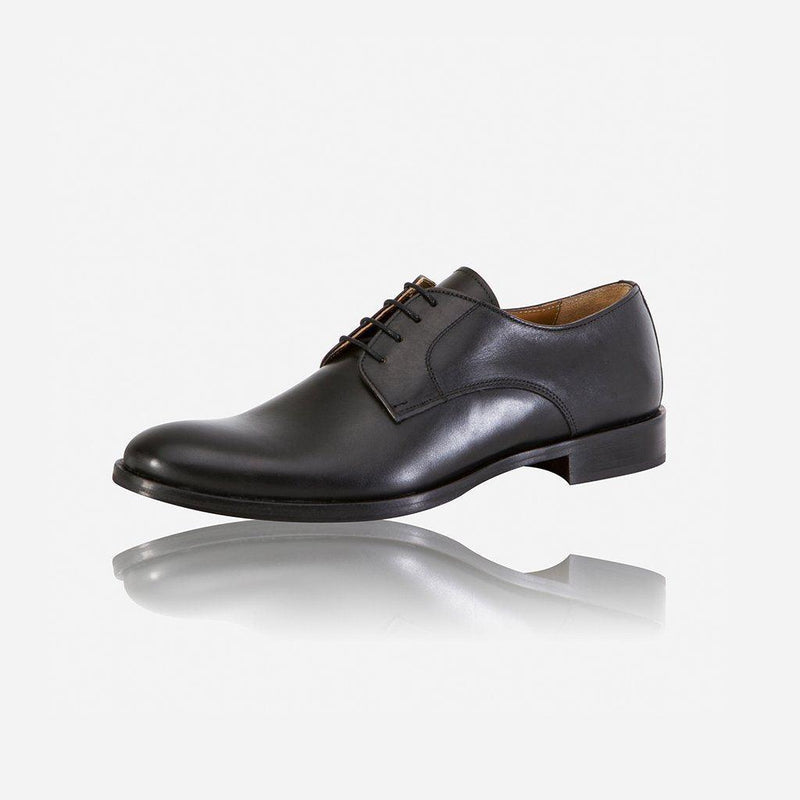 Milan Classic Shoes, Black - Jekyll and Hide UK