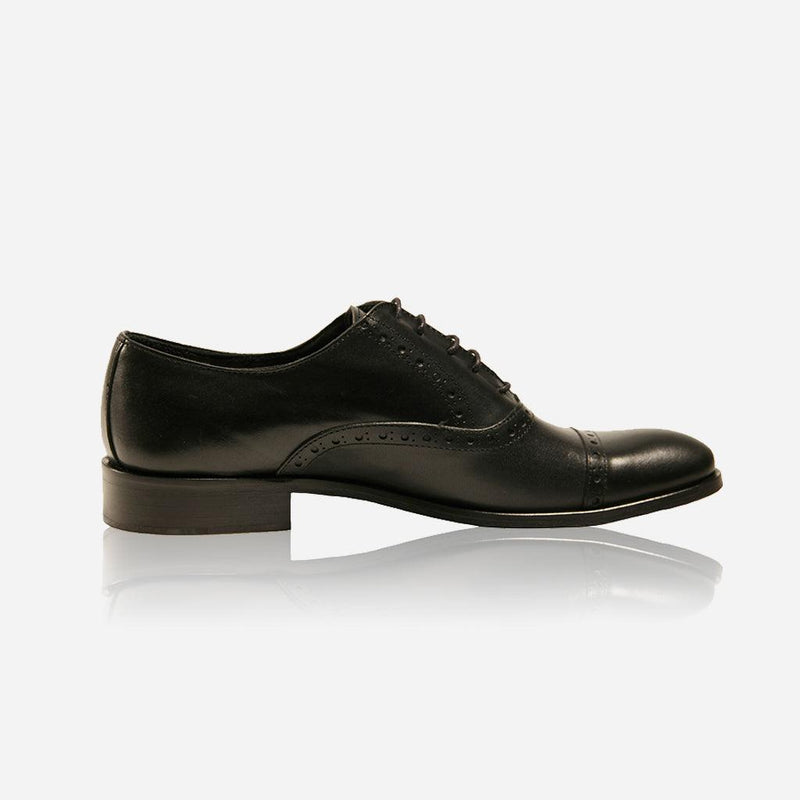 Men's Detailed Brogue Lace Up - Jekyll and Hide UK