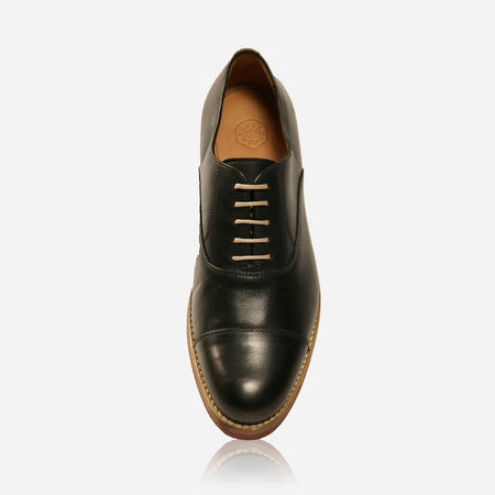Men's Casual Leather Lace-Up
