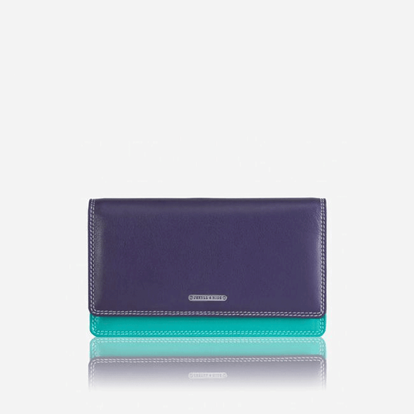Women's under £300 - Large Flap Over Purse, Ibiza