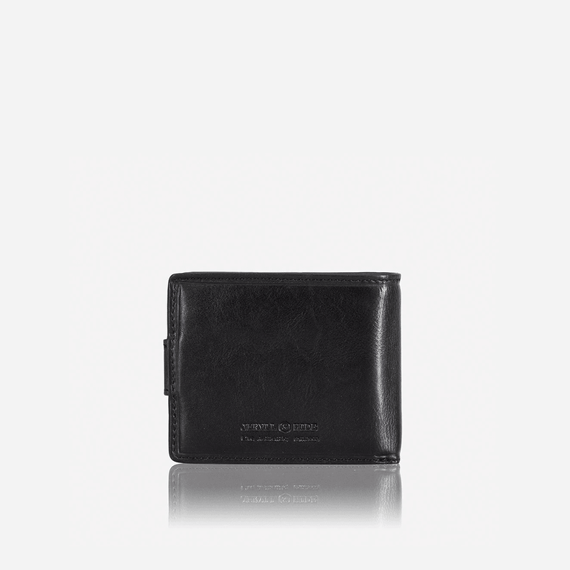 Bifold Wallet With Coin And ID Window - Jekyll and Hide UK