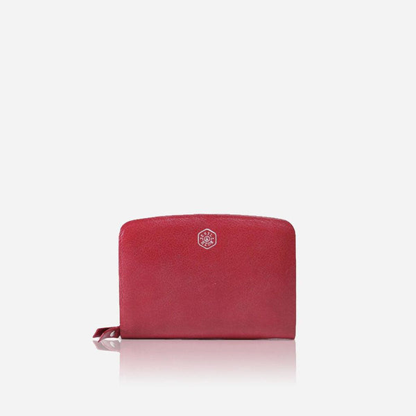 Women's Sale - Ladies Compact Zip Around Purse