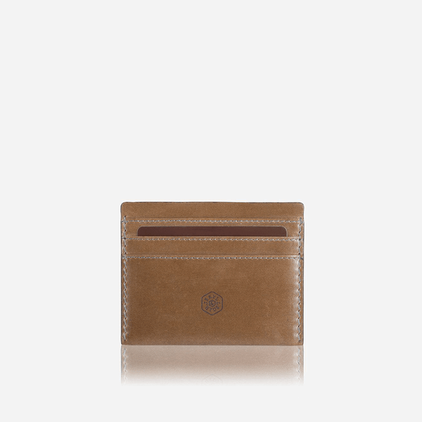 GIFTS UNDER £50 - Slim Card Holder, Olive