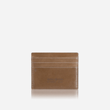 Slim Card Holder, Olive - Jekyll and Hide UK