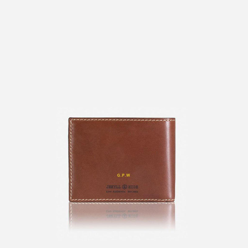 Large Bifold Wallet With Coin