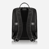 Overnight Business Backpack 45cm, Black - Jekyll and Hide UK