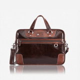 Medium Laptop Briefcase - Jekyll and Hide UK