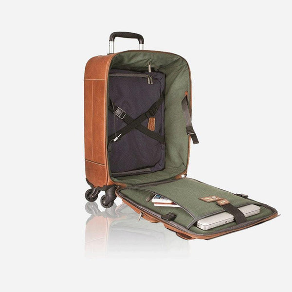 Business Traveller - 4 Wheel Cabin Trolley 50cm, Colt