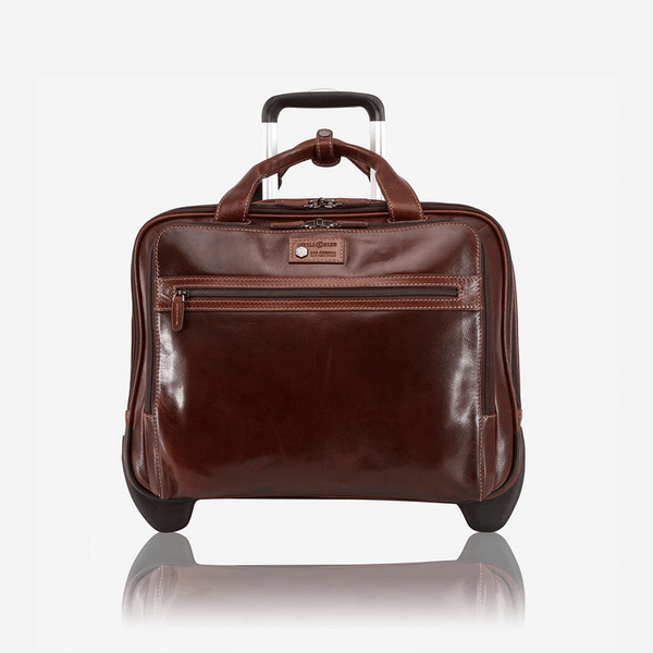 Business Traveller - Mobile Cabin Office Bag 44cm, Tobacco