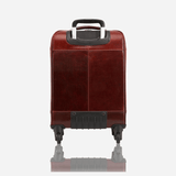 4 Wheel Cabin Trolley 50cm, Tobacco - Jekyll and Hide UK