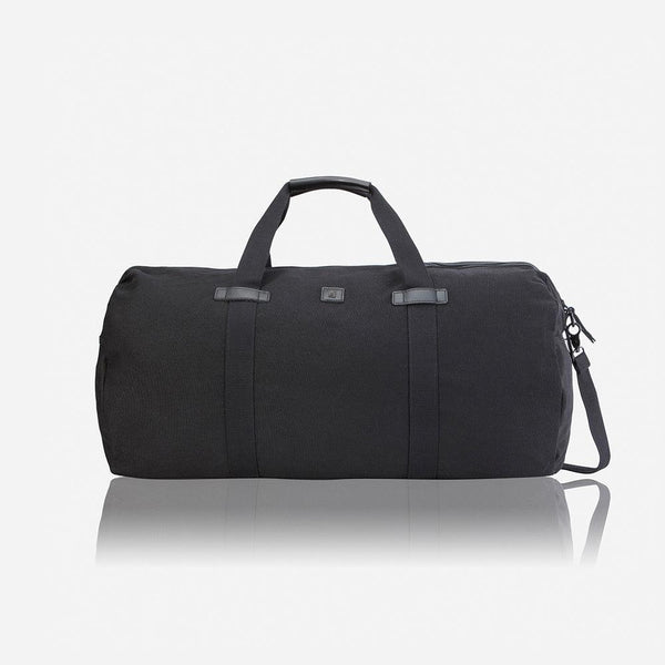 Black Friday Men's Collections - Large Casual Holdall 65cm, Black