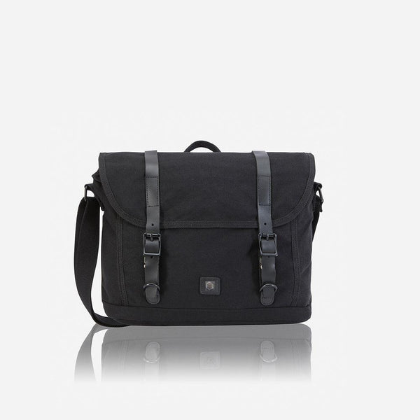All Mens bags - Casual Messenger, Black