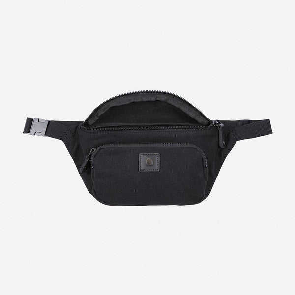 All Mens bags - Casual Waist Bag, Black