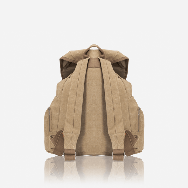 Women's Sale - Casual Backpack 43cm, Khaki