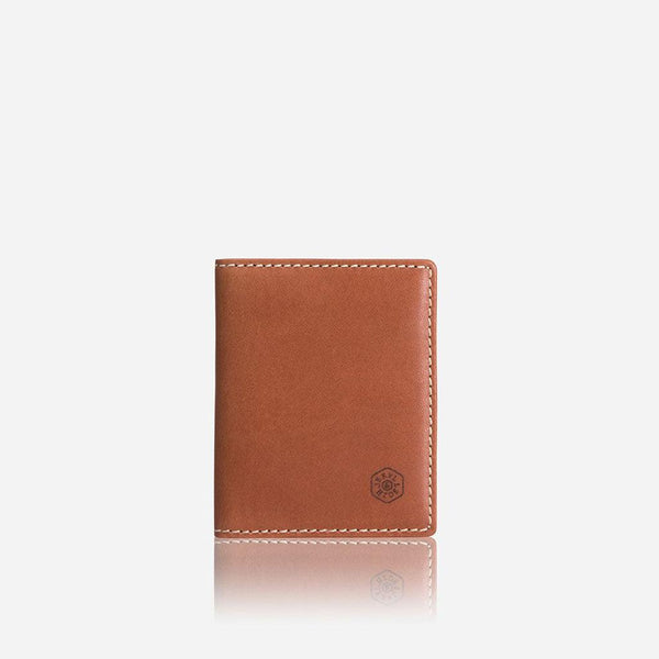Holiday Gift Guide - Slim Bifold Card Holder, Tan