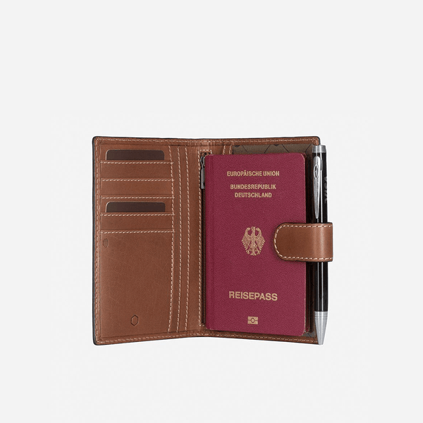 Business Traveller - Passport Wallet And Organiser