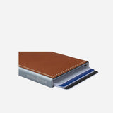 Slim Card Slide Wallet, Tan - Jekyll and Hide UK