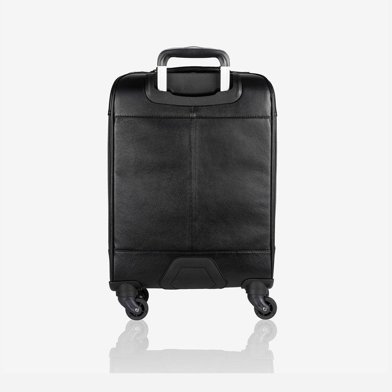 4 Wheel Cabin Trolley 50cm, Matt Black - Jekyll and Hide UK