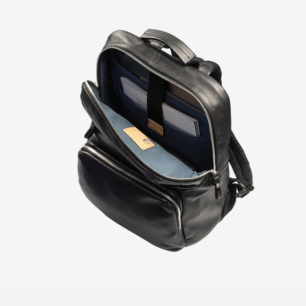Men's Sale - Laptop Backpack 40cm, Matt Black