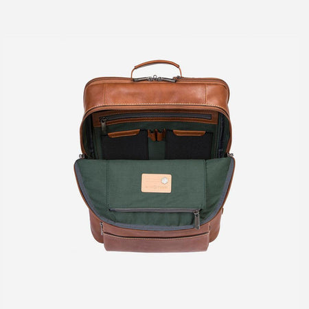 Single Compartment Backpack 45cm, Colt - Jekyll and Hide UK