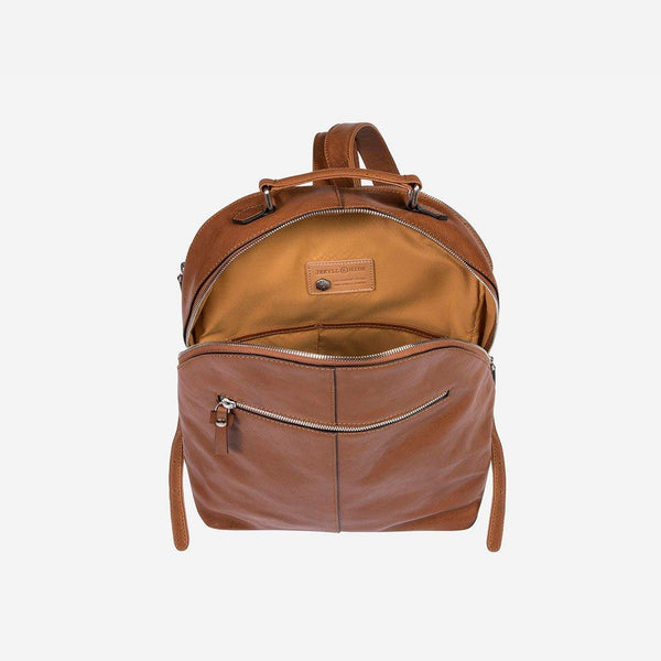 Holiday Gift Guide - Ladies Laptop Backpack 37cm, Tan