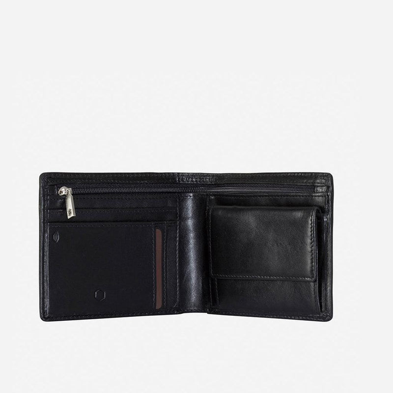 Medium Bifold Wallet With Coin - Jekyll and Hide UK