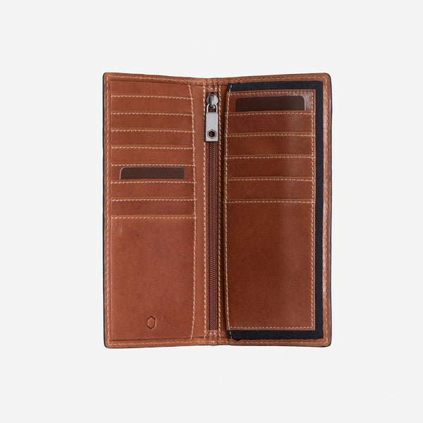 iPhone & Samsung Covers - Travel And Mobile Wallet, Clay