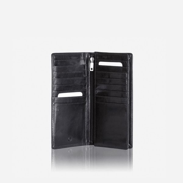 Leather Travel Wallets - Large Travel And Mobile Wallet