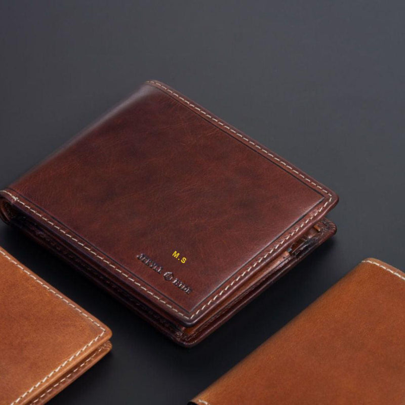 Medium Bifold Wallet With Coin