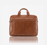 Medium Laptop Briefcase, Colt - Jekyll and Hide UK