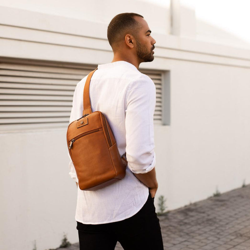 Single Strap Backpack,  Colt - Jekyll and Hide UK