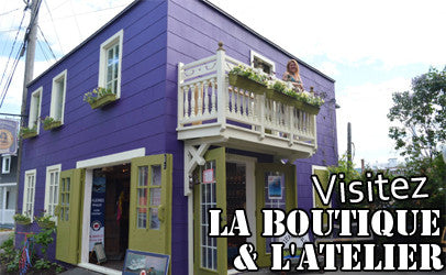 Boutique la Lavandière - Baie-Saint-Paul