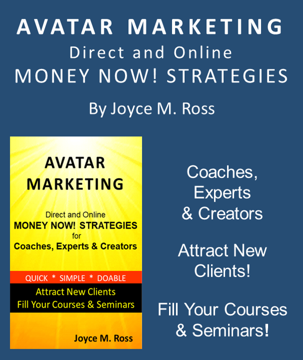 AVATAR MARKETING - Volume I - (PDF format)