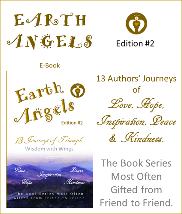 EARTH ANGELS #2 (E-Book) Available Fall 2018