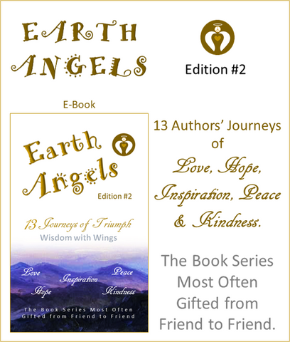 EARTH ANGELS #2 (E-Book) Available Spring 2018