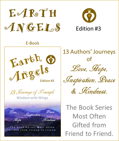 EARTH ANGELS #3 (E-Book) Available Summer 2018