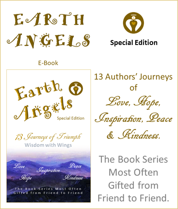 EARTH ANGELS #4 (E-Book) Available Fall 2018