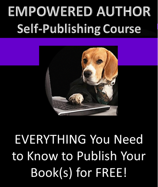 EMPOWERED AUTHOR Self-Publishing Course