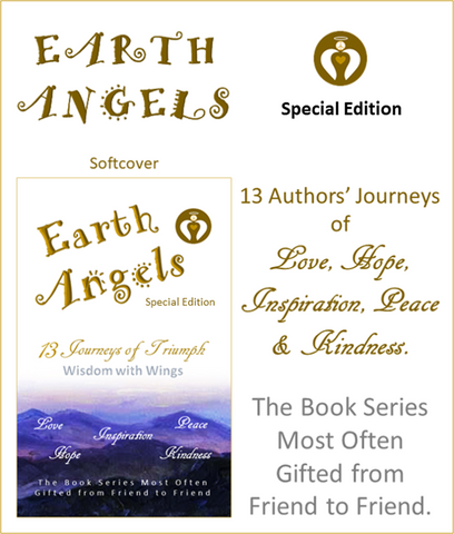 EARTH ANGELS Special Edition - Available Summer 2018
