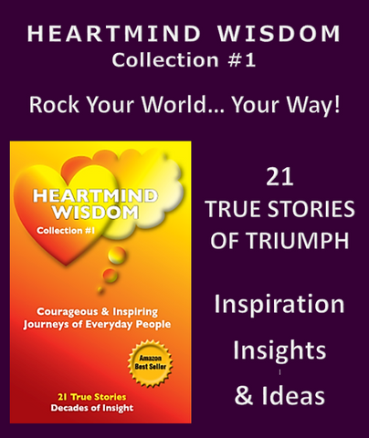 #1 HEARTMIND WISDOM (E-Book)
