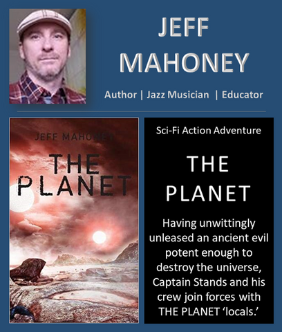 THE PLANET by Jeff Mahoney - E-Book